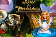 Казино Вулкан: Alice In Wonderland игра с бонусами